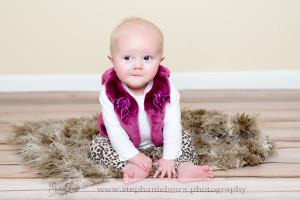 6 month girl