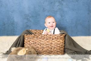 6 month boy spring