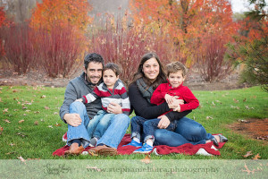 holiday photography cranberry township