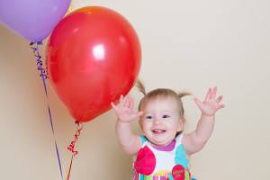 balloons first birthday photography pittsburgh