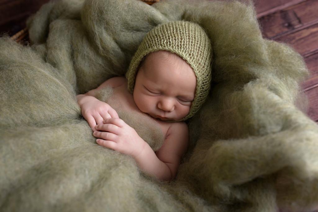Mars, Seven Fields, Adams Township Newborn Photographer
